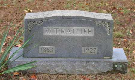 "RATLIFF, WILLIAM THOMAS ""W. T."" - Lawrence County, Arkansas 