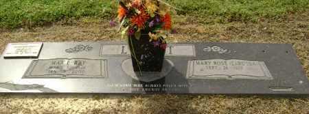 LIGHT, MAXIE RAY - Lawrence County, Arkansas   MAXIE RAY LIGHT - Arkansas Gravestone Photos