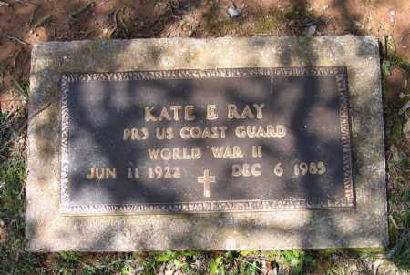 RAY (VETERAN WWII), KATE ERNESTINE - Lawrence County, Arkansas | KATE ERNESTINE RAY (VETERAN WWII) - Arkansas Gravestone Photos