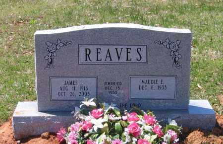 REAVES, JAMES IVO - Lawrence County, Arkansas   JAMES IVO REAVES - Arkansas Gravestone Photos