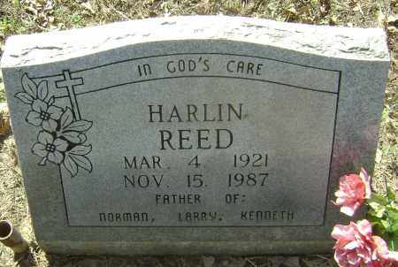 REED, HARLIN - Lawrence County, Arkansas | HARLIN REED - Arkansas Gravestone Photos