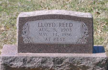 REED, LLOYD OLLIE - Lawrence County, Arkansas | LLOYD OLLIE REED - Arkansas Gravestone Photos