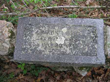 REED, MARTIN LUTHER - Lawrence County, Arkansas   MARTIN LUTHER REED - Arkansas Gravestone Photos
