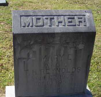 HELMS REED, MARY ELIZABETH - Lawrence County, Arkansas | MARY ELIZABETH HELMS REED - Arkansas Gravestone Photos