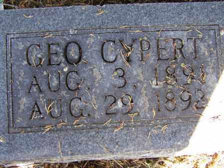REX, GEORGE CYPERT - Lawrence County, Arkansas | GEORGE CYPERT REX - Arkansas Gravestone Photos