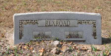 "REXROAD, JACOB ""JAKE"" - Lawrence County, Arkansas 