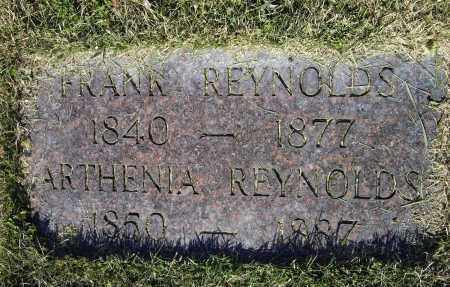 REYNOLDS, ARTHENIA - Lawrence County, Arkansas | ARTHENIA REYNOLDS - Arkansas Gravestone Photos