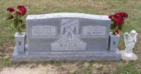 BOOTHE RICE, ELSIE - Lawrence County, Arkansas | ELSIE BOOTHE RICE - Arkansas Gravestone Photos