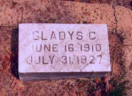RICE, GLADYS C. - Lawrence County, Arkansas | GLADYS C. RICE - Arkansas Gravestone Photos
