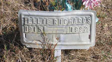 "RICHARDS, ELLA ""ELLIE"" MAY - Lawrence County, Arkansas 
