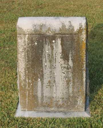 BRADY RICHARDSON, SARAH ANN - Lawrence County, Arkansas | SARAH ANN BRADY RICHARDSON - Arkansas Gravestone Photos