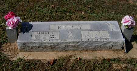 RICHEY, LOIS ROSETTA - Lawrence County, Arkansas | LOIS ROSETTA RICHEY - Arkansas Gravestone Photos
