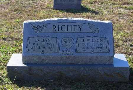ANDERSON RICHEY, EVELYN - Lawrence County, Arkansas | EVELYN ANDERSON RICHEY - Arkansas Gravestone Photos