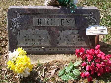 RICHEY, JUDDIE RAINWATER - Lawrence County, Arkansas | JUDDIE RAINWATER RICHEY - Arkansas Gravestone Photos