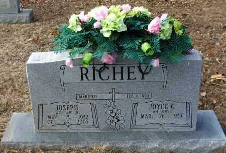 RICHEY, JR., JOSEPH WILLIAM - Lawrence County, Arkansas | JOSEPH WILLIAM RICHEY, JR. - Arkansas Gravestone Photos