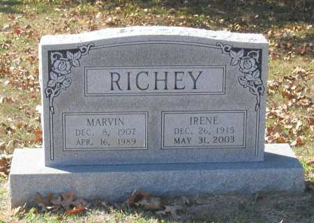 RICHEY, IRENE - Lawrence County, Arkansas | IRENE RICHEY - Arkansas Gravestone Photos