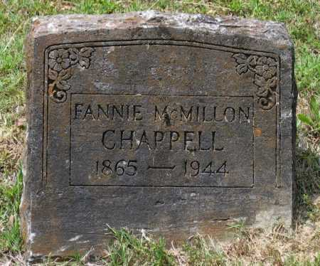 "MCMILLON RICHEY, SARAH FRANCES ""FANNIE"" - Lawrence County, Arkansas 