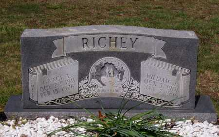 HELMS RICHEY, GRACE LORA - Lawrence County, Arkansas | GRACE LORA HELMS RICHEY - Arkansas Gravestone Photos