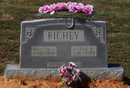 "RICHEY, GERTRUDE RUTH ""GERTIE"" - Lawrence County, Arkansas 