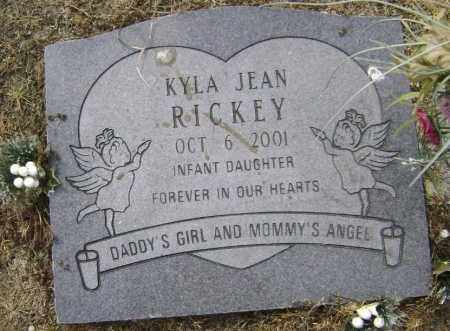 RICKEY, KYLA JEAN - Lawrence County, Arkansas | KYLA JEAN RICKEY - Arkansas Gravestone Photos