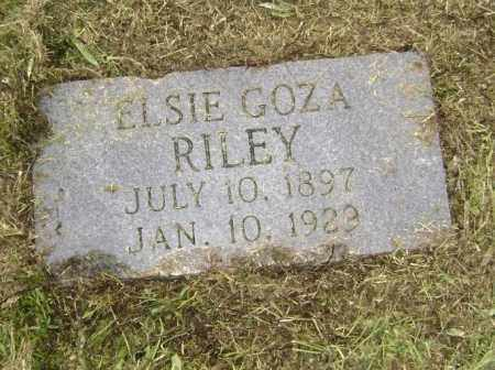 RILEY, ELSIE - Lawrence County, Arkansas | ELSIE RILEY - Arkansas Gravestone Photos