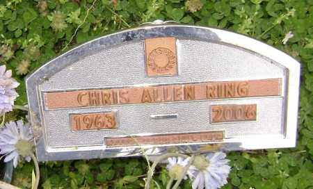 "RING, CHRISTOPHER ALLEN ""CHRIS"" - Lawrence County, Arkansas 