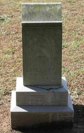 "RIPKA, CAROLINE HANSEN ""LENER"" - Lawrence County, Arkansas | CAROLINE HANSEN ""LENER"" RIPKA - Arkansas Gravestone Photos"