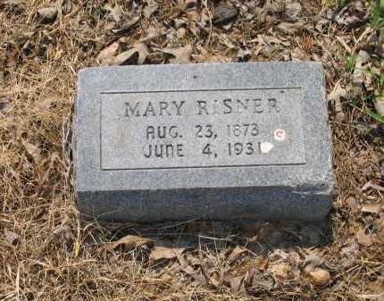 RISNER, MARY - Lawrence County, Arkansas | MARY RISNER - Arkansas Gravestone Photos