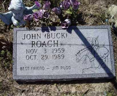 "ROACH, JOHN ROBERT ""BUCK"" - Lawrence County, Arkansas | JOHN ROBERT ""BUCK"" ROACH - Arkansas Gravestone Photos"