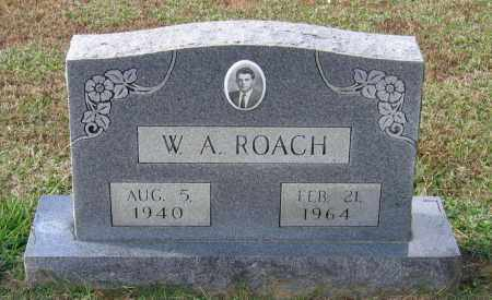 ROACH, WILLIAM AUSTIN - Lawrence County, Arkansas | WILLIAM AUSTIN ROACH - Arkansas Gravestone Photos