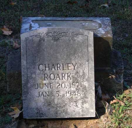 ROARK, CHARLEY HENRY - Lawrence County, Arkansas | CHARLEY HENRY ROARK - Arkansas Gravestone Photos