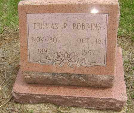 ROBBINS, THOMAS R. - Lawrence County, Arkansas | THOMAS R. ROBBINS - Arkansas Gravestone Photos