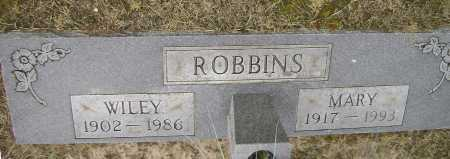 ROBBINS, WILEY - Lawrence County, Arkansas | WILEY ROBBINS - Arkansas Gravestone Photos
