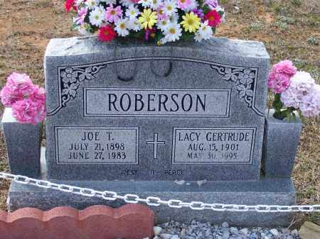 ROBERSON, JOE T. - Lawrence County, Arkansas | JOE T. ROBERSON - Arkansas Gravestone Photos