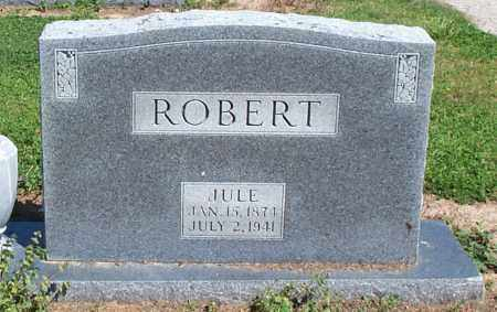 "ROBERT, JULIUS A. ""JULE"" - Lawrence County, Arkansas 