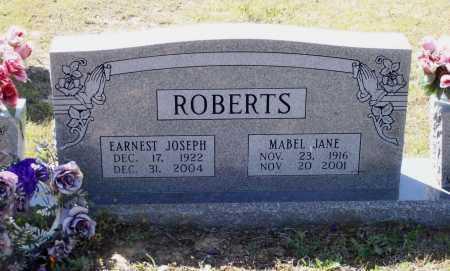 MORGAN ROBERTS, MABEL JANE - Lawrence County, Arkansas | MABEL JANE MORGAN ROBERTS - Arkansas Gravestone Photos