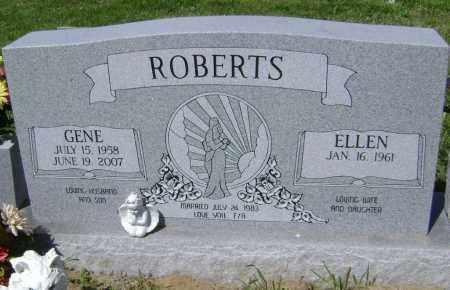 ROBERTS, GENE - Lawrence County, Arkansas | GENE ROBERTS - Arkansas Gravestone Photos