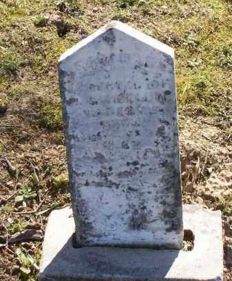 ROBERTS, SARAH - Lawrence County, Arkansas | SARAH ROBERTS - Arkansas Gravestone Photos