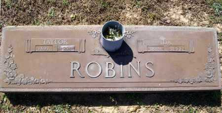 ROBINS, CHARLES TAYLOR - Lawrence County, Arkansas | CHARLES TAYLOR ROBINS - Arkansas Gravestone Photos