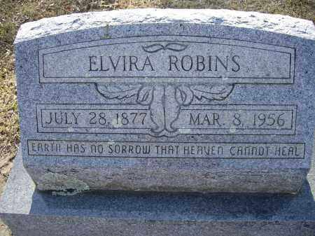 ROBINS, ELVIRA - Lawrence County, Arkansas | ELVIRA ROBINS - Arkansas Gravestone Photos