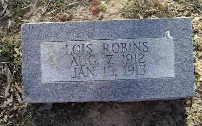 ROBINS, LOIS - Lawrence County, Arkansas | LOIS ROBINS - Arkansas Gravestone Photos