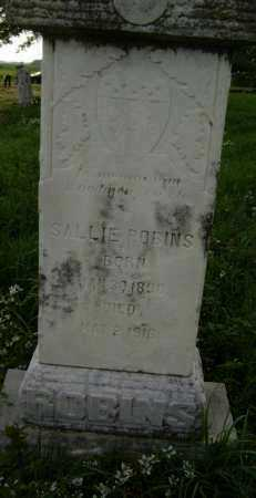 ROBINS, SALLIE - Lawrence County, Arkansas   SALLIE ROBINS - Arkansas Gravestone Photos