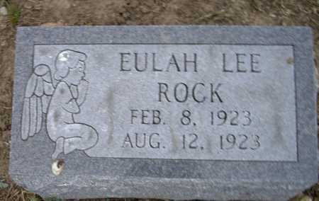 ROCK, EULAH LEE - Lawrence County, Arkansas | EULAH LEE ROCK - Arkansas Gravestone Photos