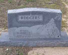 RODGERS, BOBBIE L. - Lawrence County, Arkansas | BOBBIE L. RODGERS - Arkansas Gravestone Photos