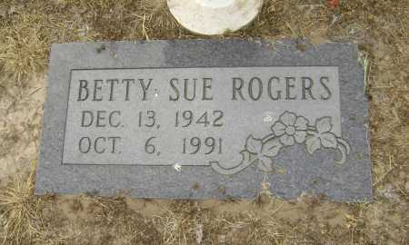 ROGERS, BETTY SUE - Lawrence County, Arkansas | BETTY SUE ROGERS - Arkansas Gravestone Photos