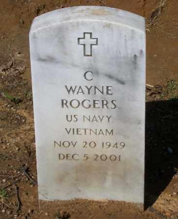ROGERS (VETERAN VIET), CHARLES WAYNE - Lawrence County, Arkansas | CHARLES WAYNE ROGERS (VETERAN VIET) - Arkansas Gravestone Photos