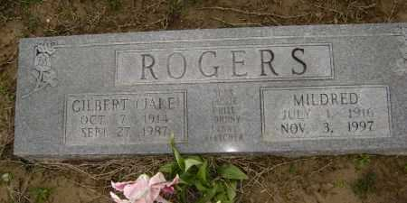 ROGERS, GILBERT JAKE - Lawrence County, Arkansas | GILBERT JAKE ROGERS - Arkansas Gravestone Photos