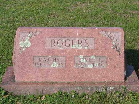 ROGERS, MARTHA R. - Lawrence County, Arkansas | MARTHA R. ROGERS - Arkansas Gravestone Photos
