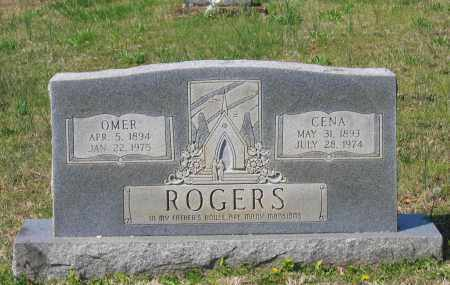 ROGERS, JOHN OMER - Lawrence County, Arkansas | JOHN OMER ROGERS - Arkansas Gravestone Photos