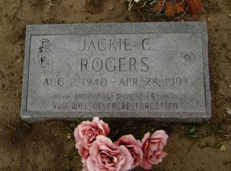 ROGERS, JACKIE C. - Lawrence County, Arkansas | JACKIE C. ROGERS - Arkansas Gravestone Photos